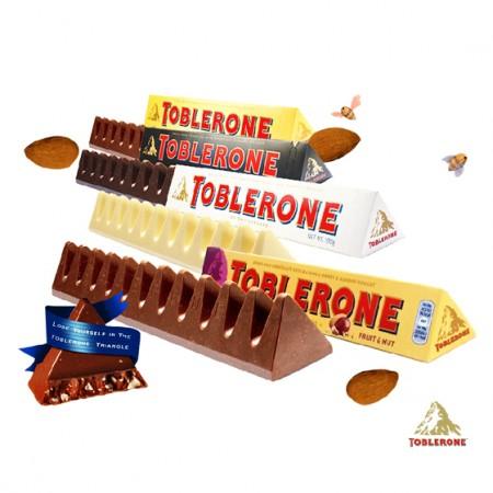 瑞士三角巧克力4盒特惠组
